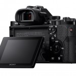 Sony Alpha A7 / A7R - 3-Inch Tilting Rear LCD Display