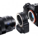 New Sony LA-EA4 Lens Adapter With Translucent Mirror