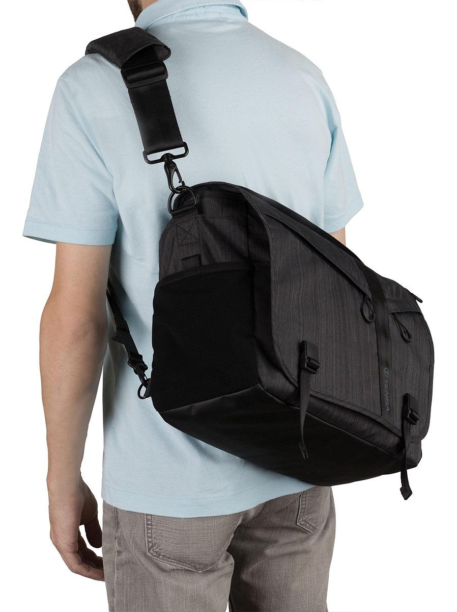 Tenba Messenger DNA Camera Bag - Back