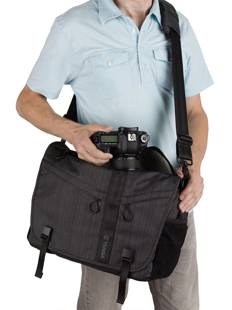Tenba Messenger DNA Camera Bag - Front