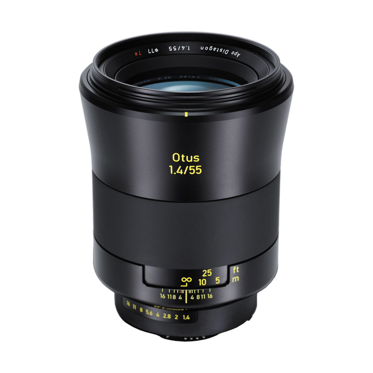 Zeiss Otus 55mm f/1.4 Lens - Without Hood