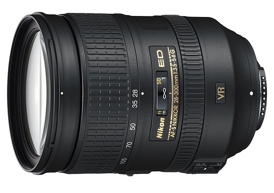 Nikon AF-S 28-300mm f/3.5-5.6 VR Zoom Lens - Featured User Review