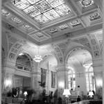 Hermitage Hotel Lobby B&W - Sony Alpha A7R at ISO 6400