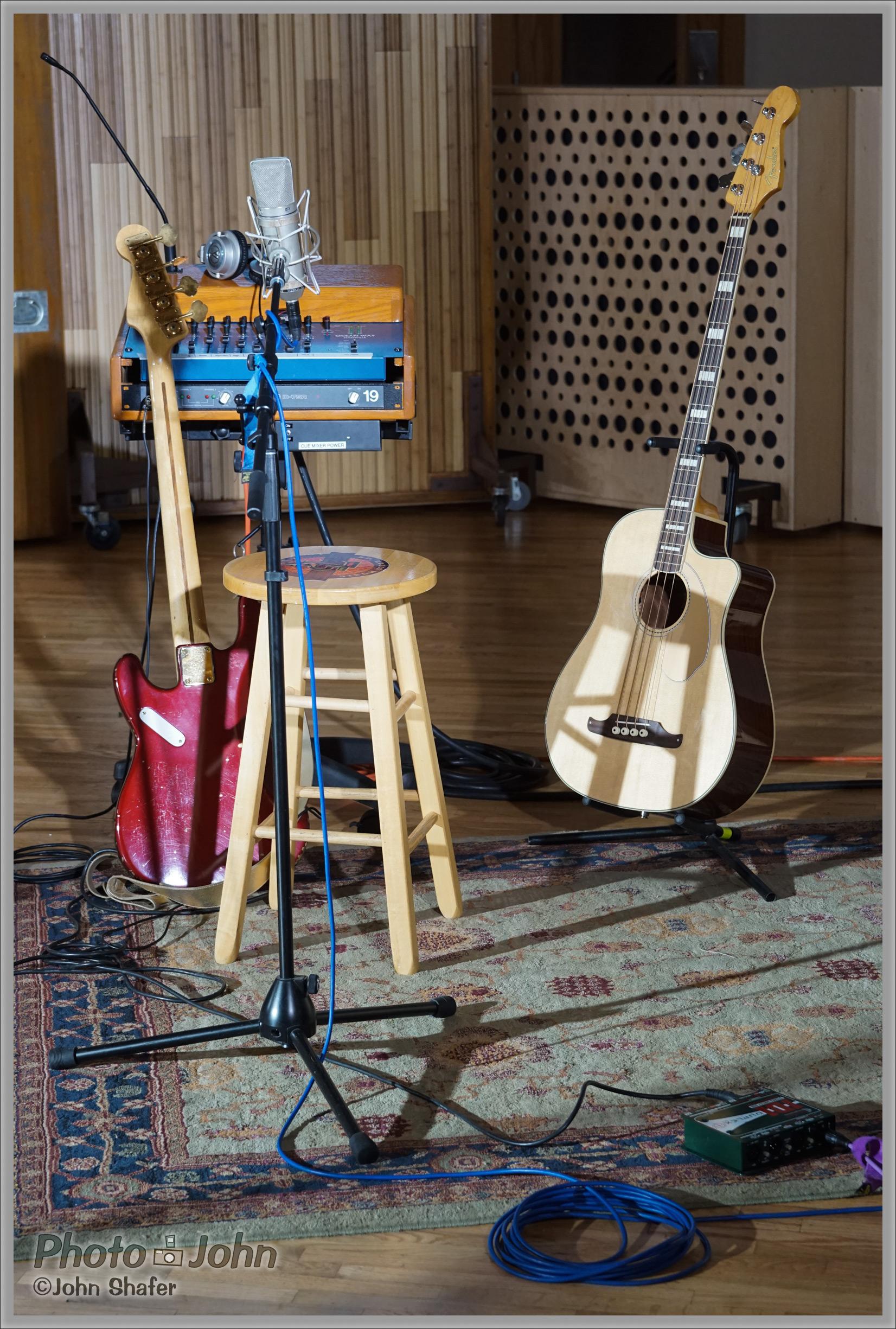 Guitars - ISO 1600 - Sony Alpha A7R