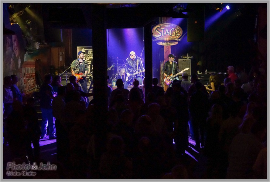 Johnny T Rocks The Stage - Nashville - Sony Alpha A7R