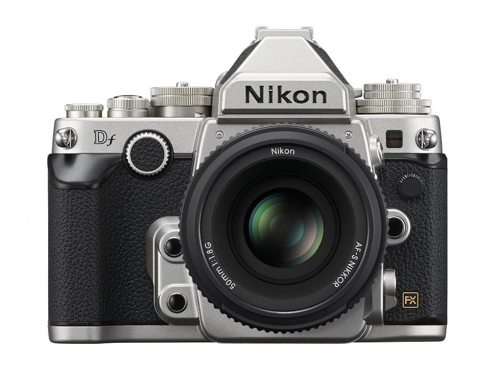 Nikon Df Full-Frame DSLR