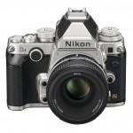 Nikon Df Digital SLR - Upper Front View