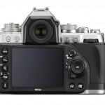 Nikon Df - Rear View