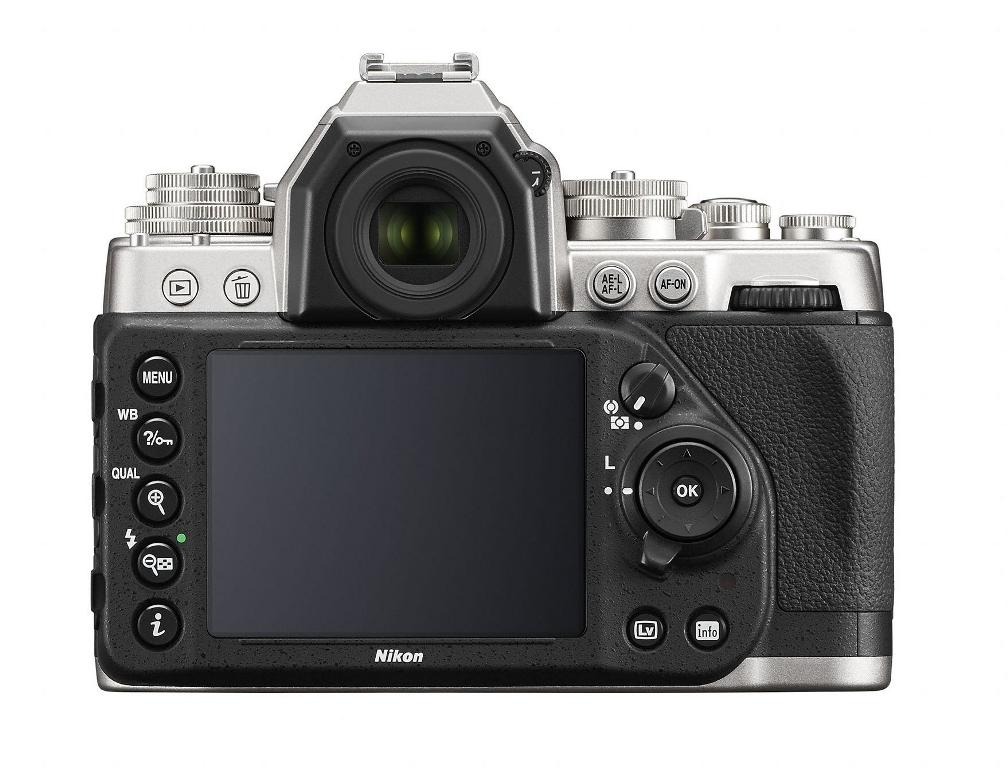 Nikon Df - Rear View