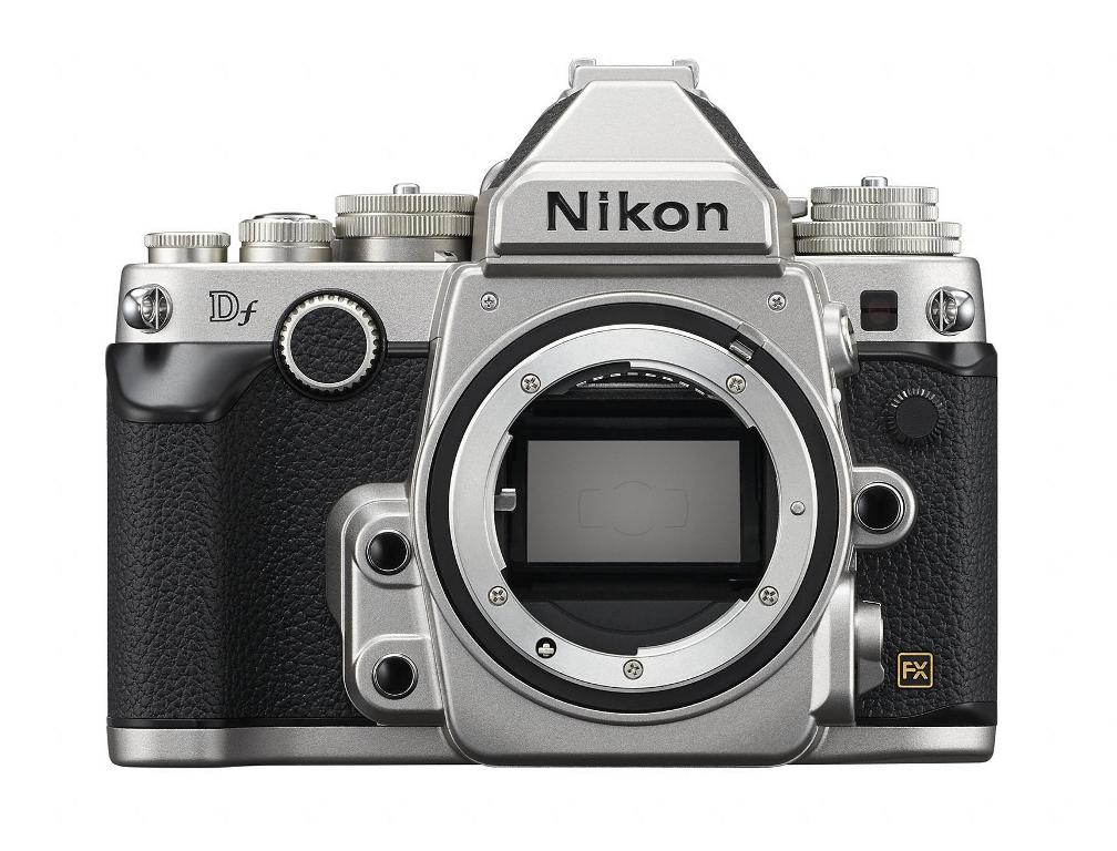 Nikon Df - 16-Megapixel Full Frame CMOS Sensor