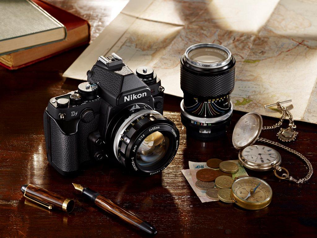 Classic Styling & Design - The Nikon Df Full-Frame DSLR