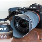 Sony Alpha A7 Full-Frame Mirrorless Camera
