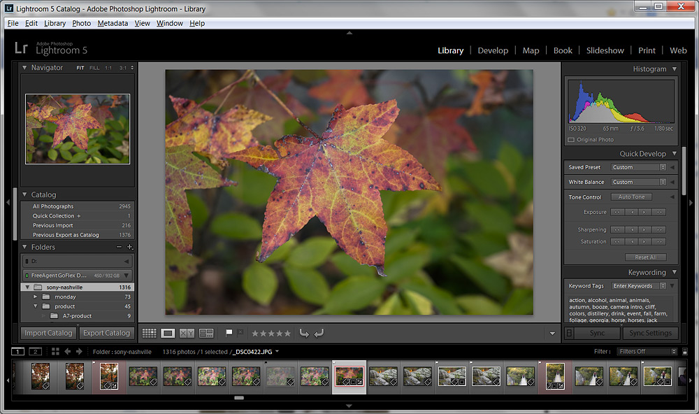 Adobe Lightroom 5.3 Release Candidate Available