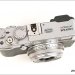 Fujifilm X100S - Top View