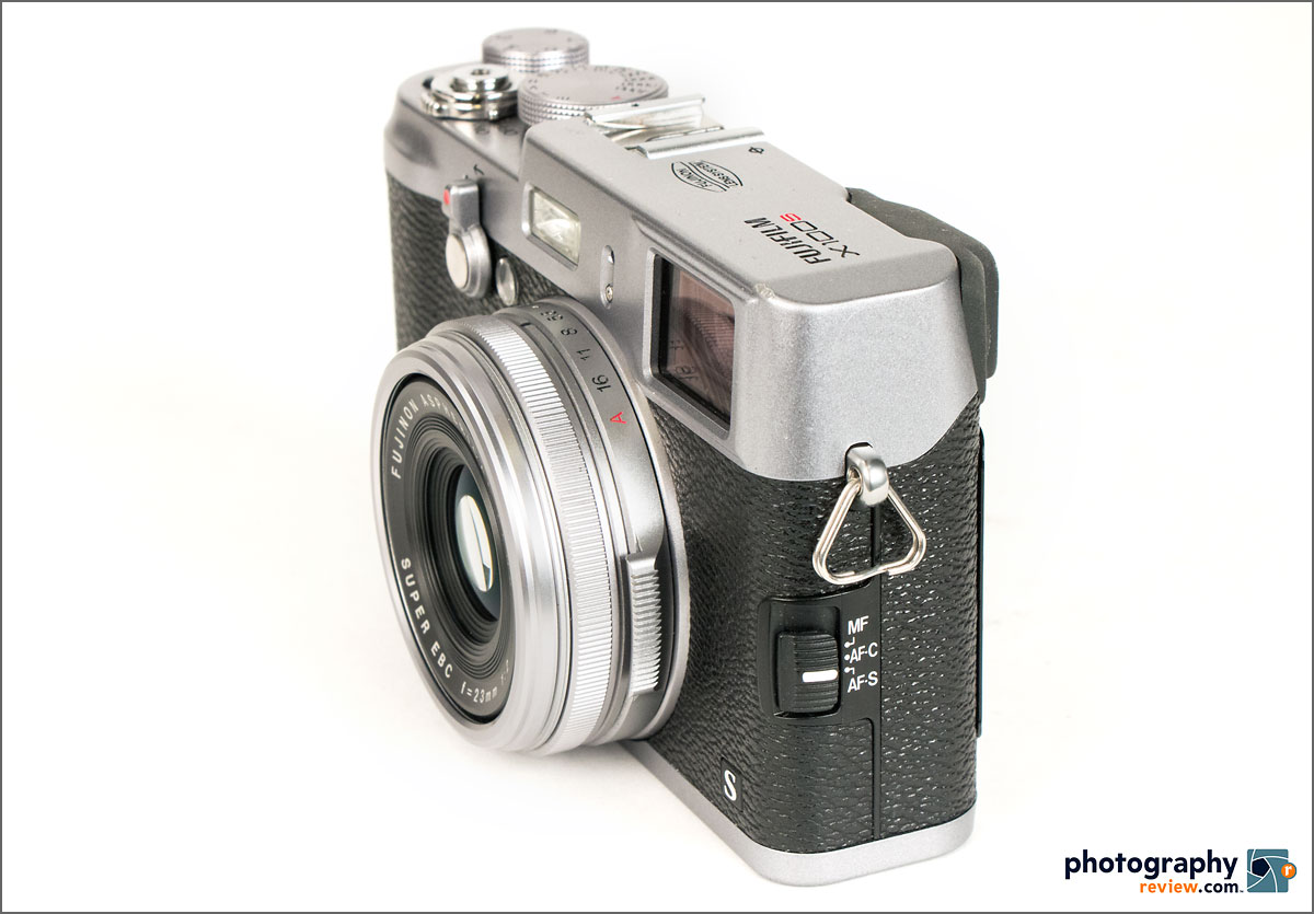 Fujifilm X100S - Side View
