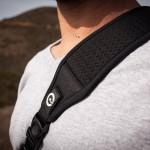 Custom SLR Air Strap - Wide, Cool & Comfortable