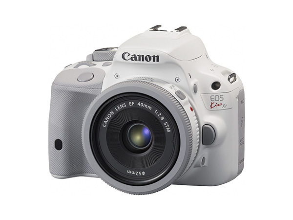 Canon EOS Kiss X7 White