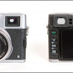 Fujifilm X100S - Front & Back Views