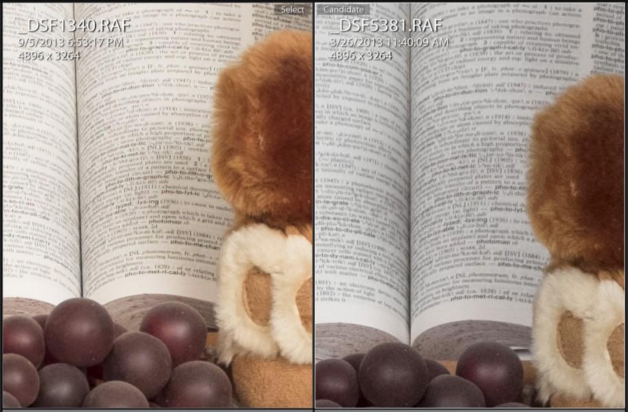 Fujifilm X100S Image Quality: Compared To Fujifilm X-E1