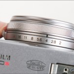 Fujfilm X100S Manual Aperture Ring