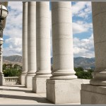 Fujifilm X100S - Columns & Clouds