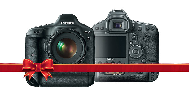 Canon EOS-1D X - Holiday DSLR Guide
