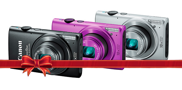 Canon PowerShot ELPH 330 HS - Holiday Point-and-Shoot Camera Guide