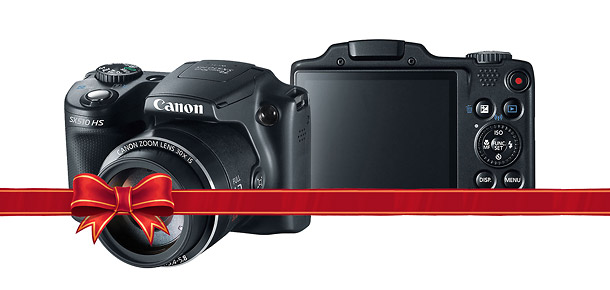 Canon PowerShot SX510 HS - Holiday Point-and-Shoot Camera Guide