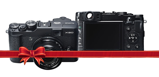 Fujifilm X20 - Holiday Point-and-Shoot Camera Guide