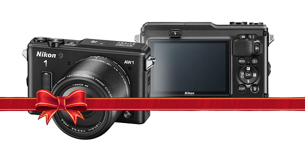 Nikon 1 AW1 - Holiday Mirrorless Camera Guide