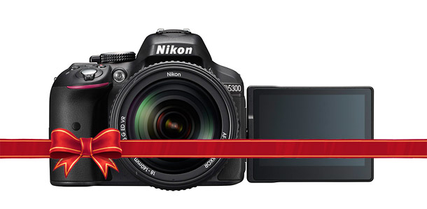 Nikon D5300 - Holiday DSLR Guide