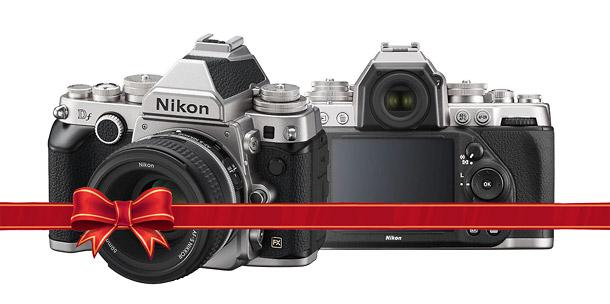Nikon Df - Holiday DSLR Guide