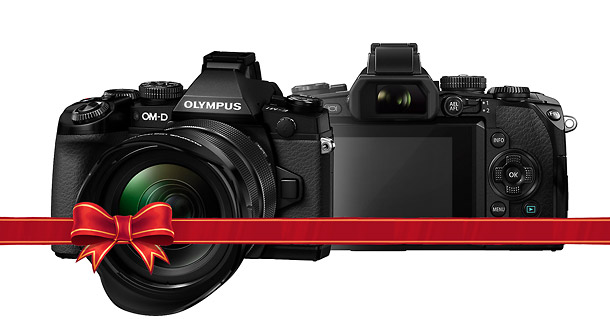 Olympus OM-D E-M1 - Holiday MIrrorless Camera Guide