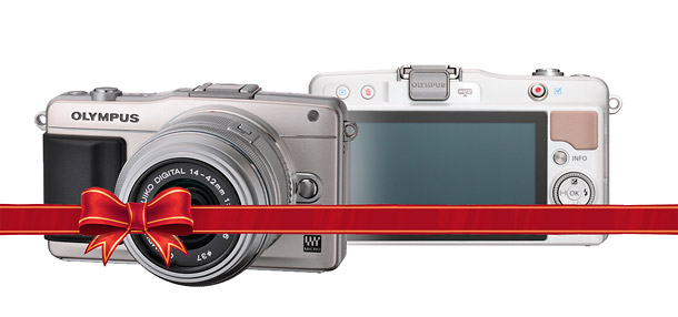 Olympus E-PM2 Pen - Holiday Mirrorless Camera Guide