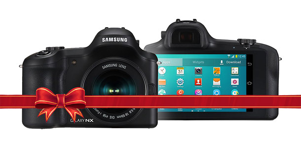 Samsung Galaxy NX - Holiday Mirrorless Camera Guide