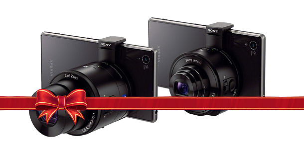 Sony Cybershot QX100 & QX10 - Holiday Point-and-Shoot Camera Guide