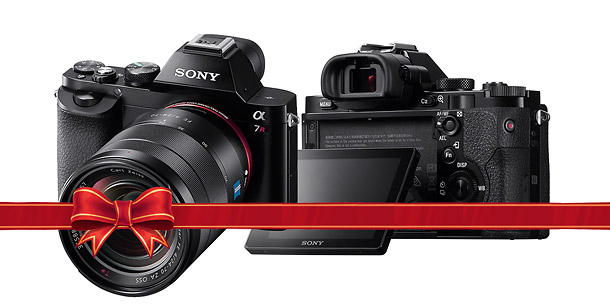 Sony Alpha A7R - Holiday Mirrorless Camera Guide