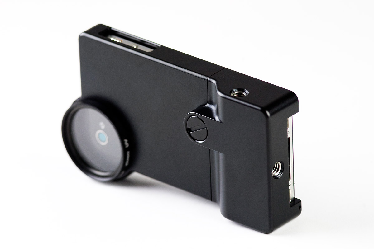 The iPhone SLR Mount Case