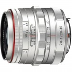 Pentax DA 20-40mm F2.8-4ED Limited DC WR Zoom Lens - Silver