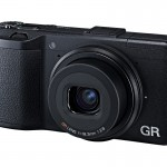 Ricoh GR High-End Pocket Camera - Front Left