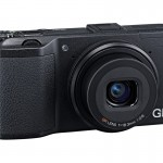 Ricoh GR Pocket Camera With f/2.8 Prime Lens