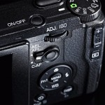 Ricoh GR High-End Pocket Camera - Controls