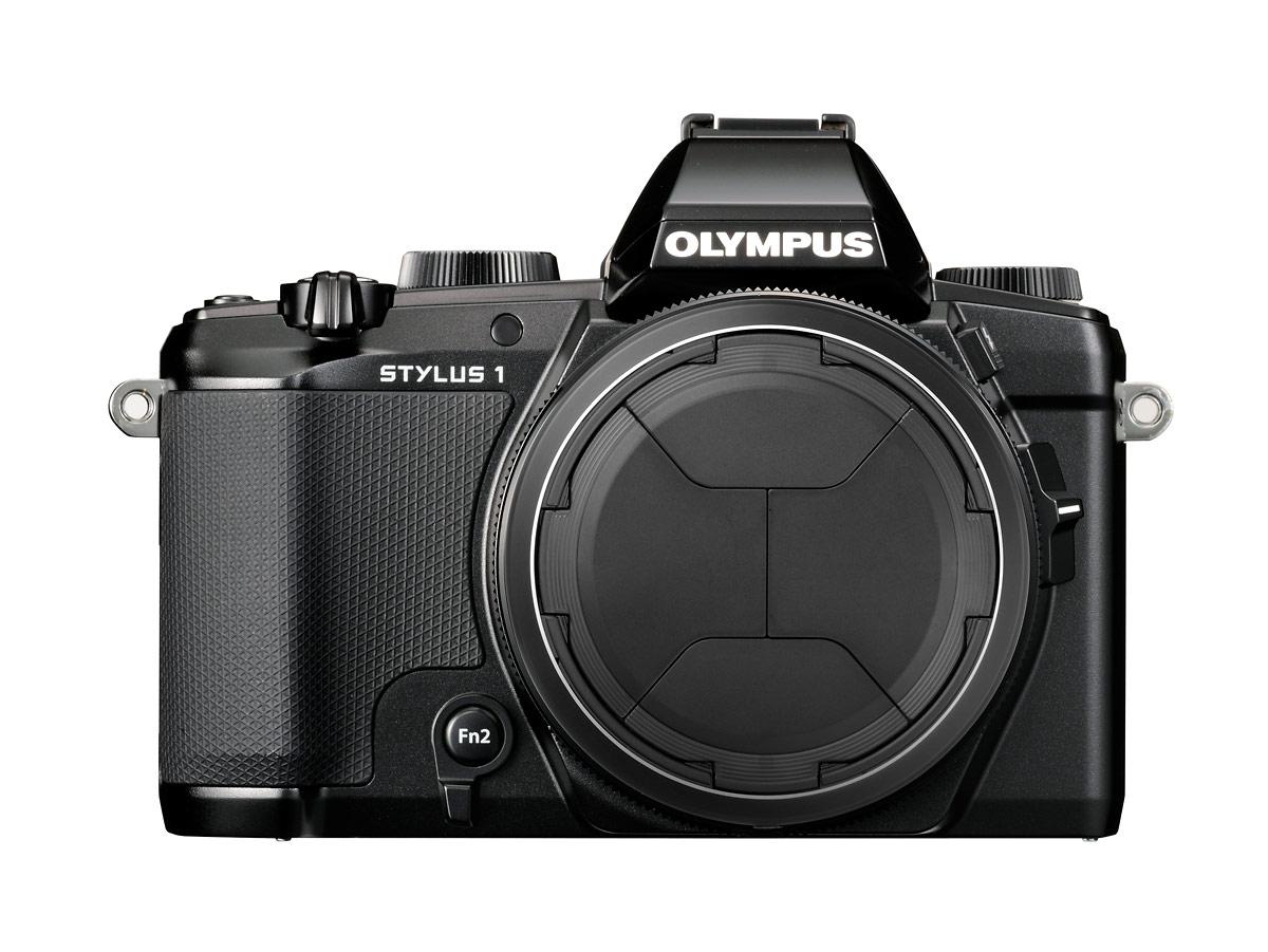 Olympus Stylus 1 - Lens Cap