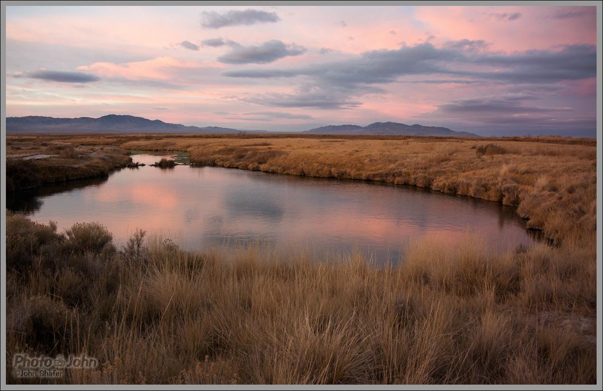 Nikon 1 AW1 Sunset Photo