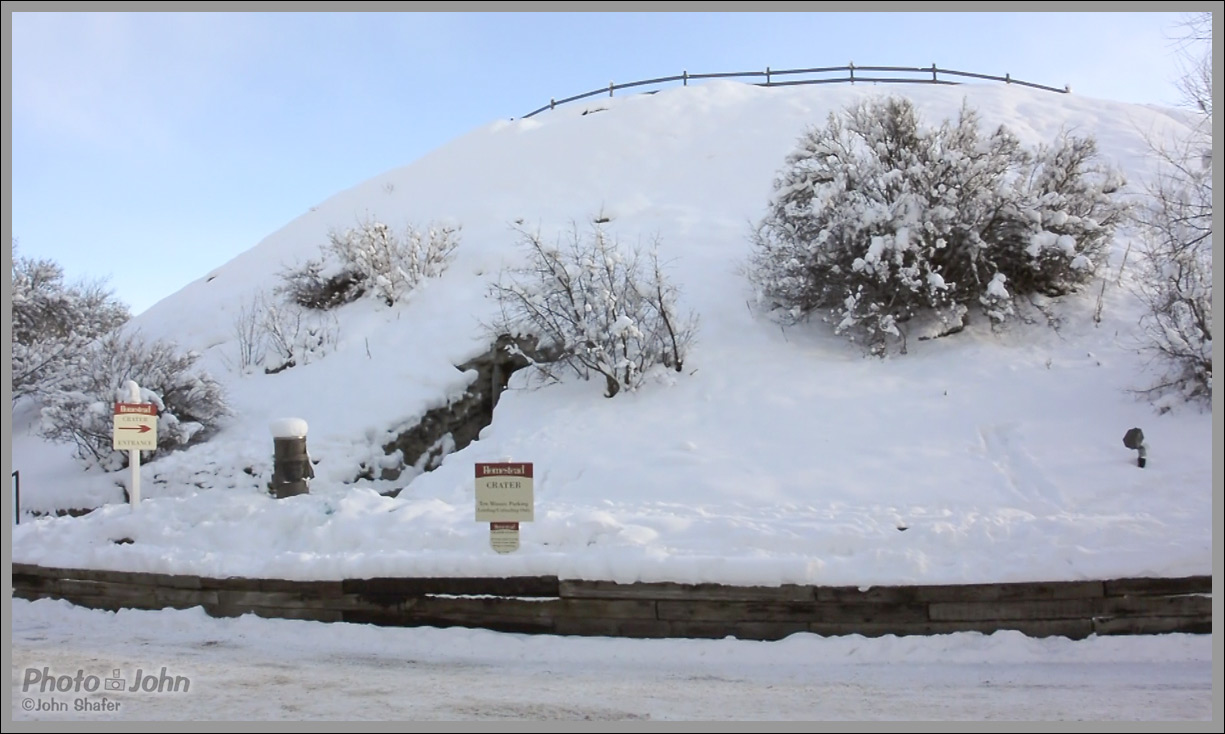 The Crater Hot Springs In Midway, Utah