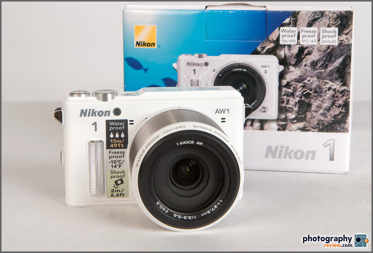 Nikon 1 AW1 Waterproof Mirrorless Camera