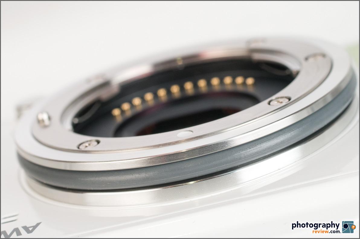 Nikon 1 AW1 Lens Mount With Gasket