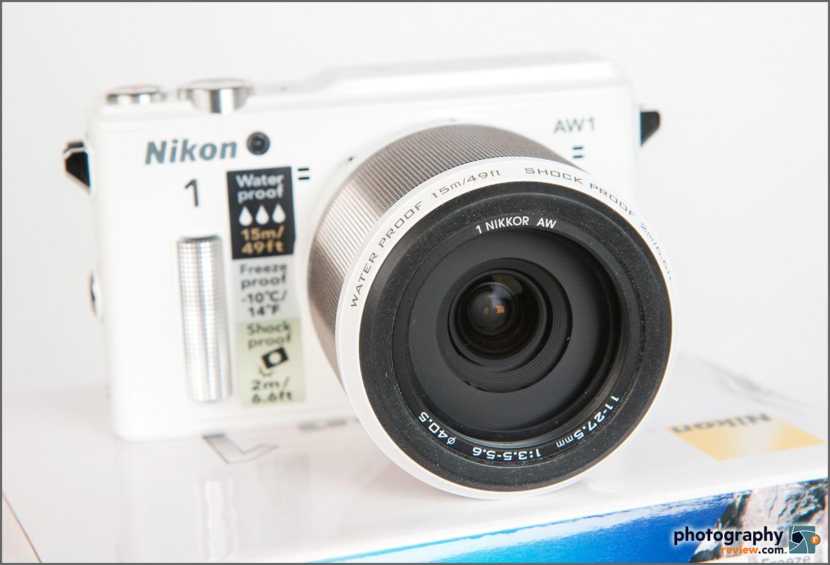 Nikon 1 AW1 Waterproof Mirrorless Camera & Lens