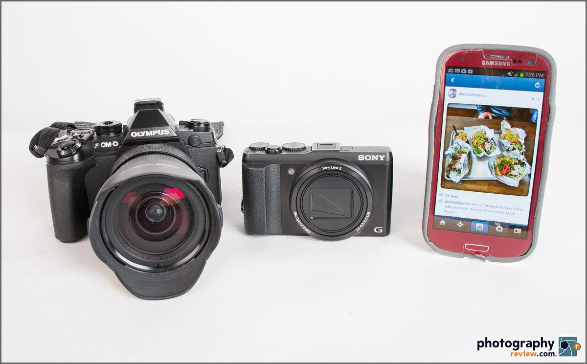 Digital Camera Wi-Fi Video Demo