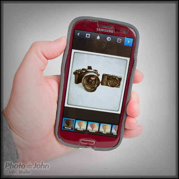 Digital Cameras With Built-In Wi-Fi - A Video Demo • Camera News and